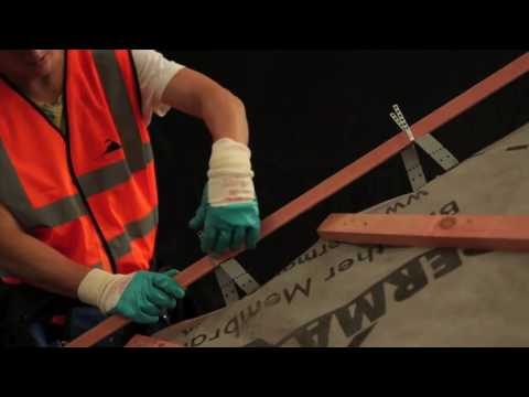 How to Install a Marley Dry Hip Fixing Kit