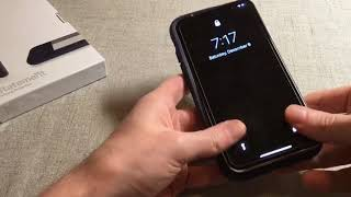 OtterBox Statement Series Case for iPhoneX Unboxing and Review