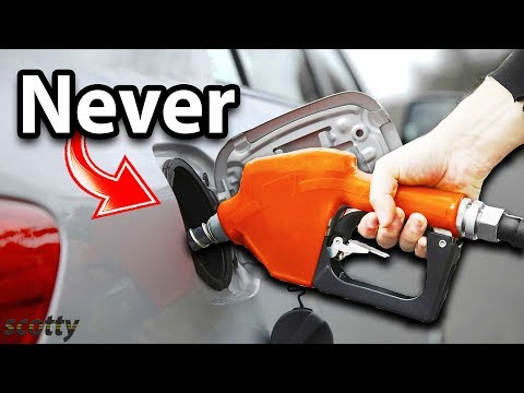 Never Let Gasoline Sit in Your Car Longer Than This - Fuel Stabilizer