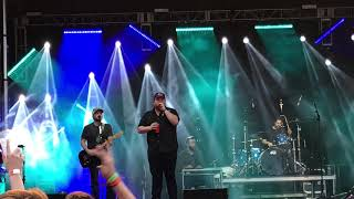 Luke Combs - One Number Away - Live at the Innings Music Festival - Tempe Arizona - March 25,2018