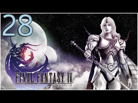28. Let's Play FFIV DS - The Quest for Excalibur