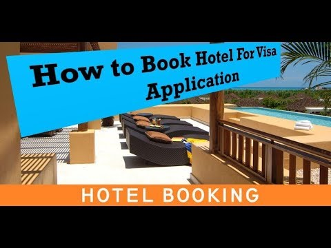 How To Book Hotel Without Credit Card For Visa Application