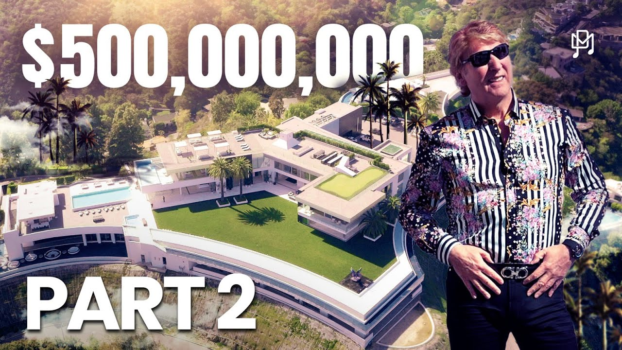 THE BIGGEST AND MOST EXPENSIVE HOUSE IN THE WORLD - 'THE ONE' - EXCLUSIVE HOUSE TOUR (PART 2)