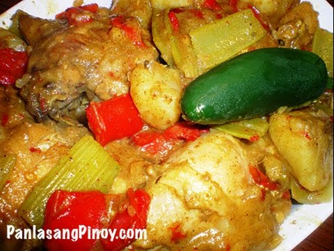 Chicken Curry (Pinoy Style) Recipe