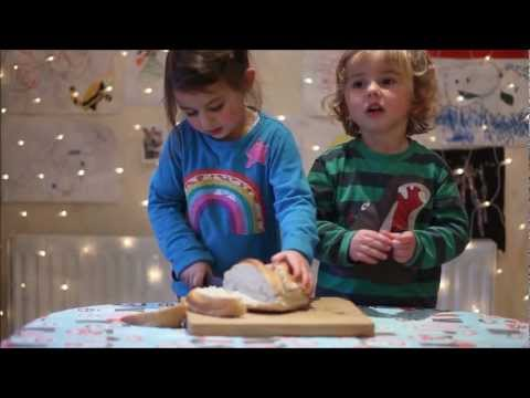 Make: Homemade Sage and Onion Stuffing with Milla and Monty