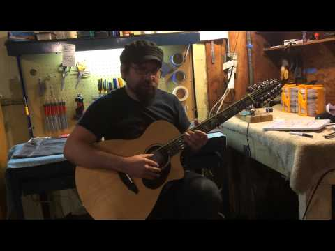 Intonation & Compensation on 12 String Acoustic Guitars