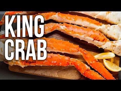 KING CRAB recipe