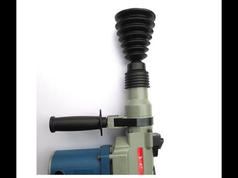 Пылесборник для перфоратора или дрели