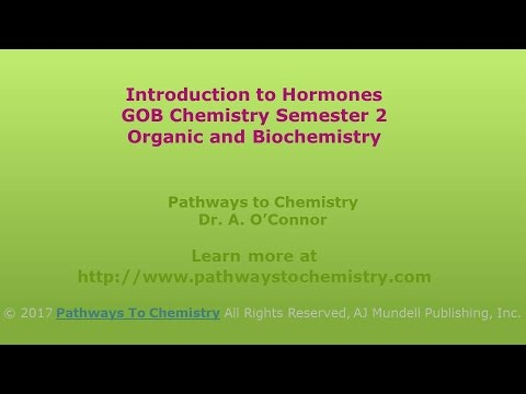 Chemical Messengers: Introduction to Hormones