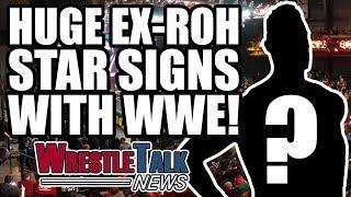 MAJOR Name Leaves TNA / GFW! HUGE Ex ROH Star Signs With WWE! | WrestleTalk News Sept. 2017