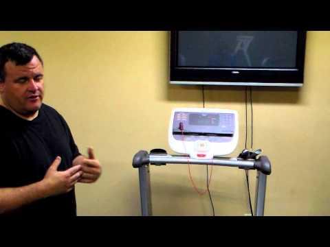 Treadmill Walking Belt and Deck Wear