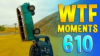 Download PUBG WTF Funny Daily Moments Highlights Ep 610 Video