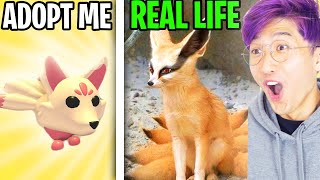 LankyBox Watches PART 2 Of ADOPT ME IN REAL LIFE!? (RAREST LEGENDARY PETS IN REAL LIFE!?)