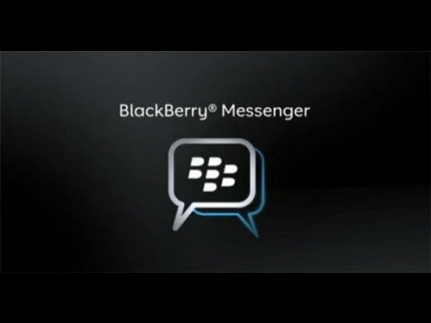 BlackBerry Curve 9320 - BBM Demo ᴴᴰ
