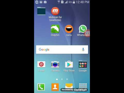 How to hide apps in samsung in samsung galaxy J1 ace