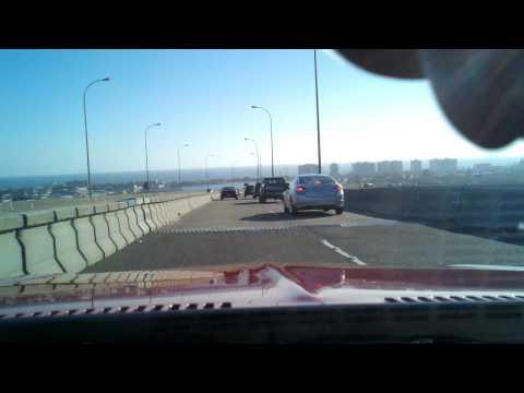 The San Diego Tour : Coronado Bridge - To The Island