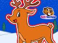 Rudolph The Red Nosed Reindeer Busy Beavers Christmas Song B