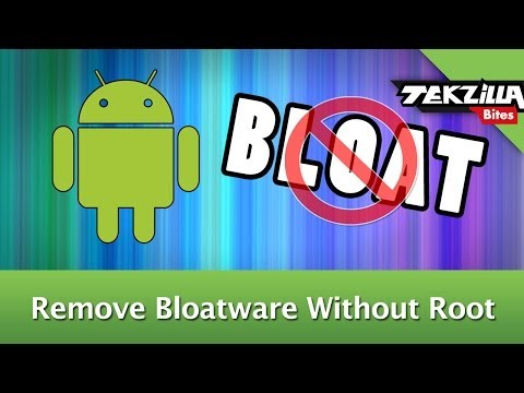 Disable Any Android App without Root!