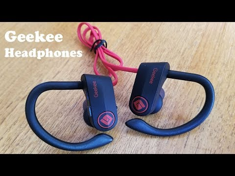 Geekee Wireless Bluetooth Headphones Review - Fliptroniks.com
