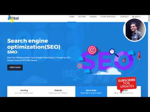 Seo tips for high traffic in website | About best domain hosting for seo | in hindi