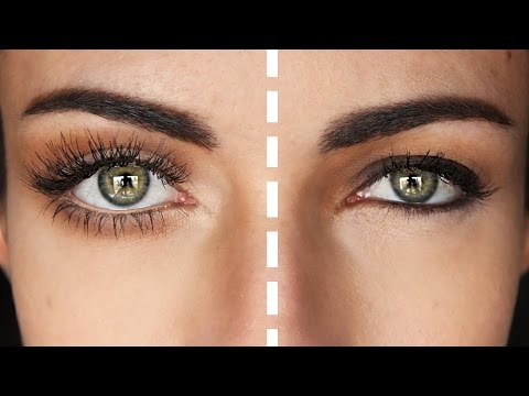 How To Make Your Eyes Appear Larger (Or Smaller) Do's & Don'ts | MakeupAndArtFreak