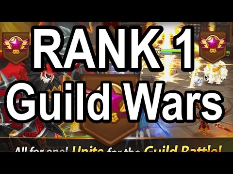 RANK 1 - Guild Wars :D