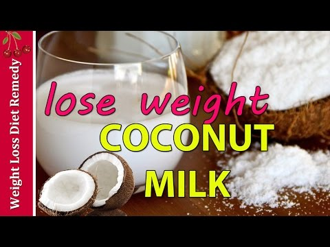 MAKE 2 TYPES of COCONUT MILK and LOSE WEIGHT Paleo Keto Diet नारियल का दूध वजन घटना