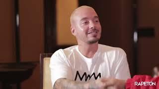 J Balvin habla de sus malentendidos con Anuel AA y Maluma   Al Grano Con El Guru