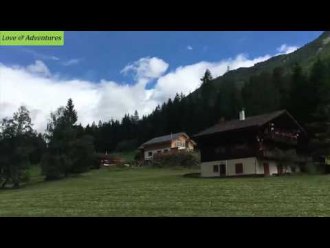 Train from Zurich to Zermatt