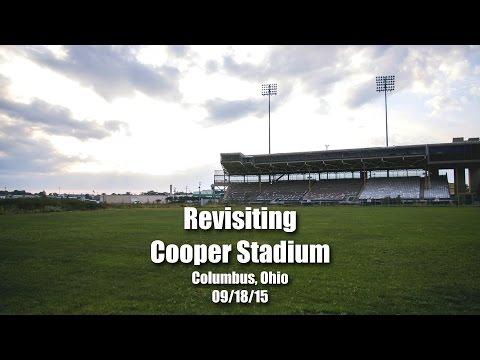 Revisiting Abandoned Cooper Stadium - Columbus, Ohio