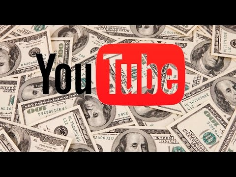 how to you can paid for your youtube videos