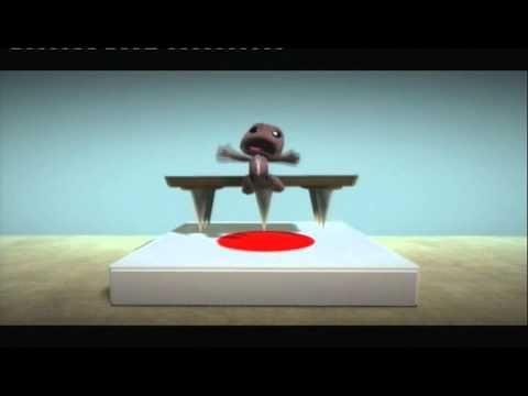 Random LittleBigPlanet Death Title