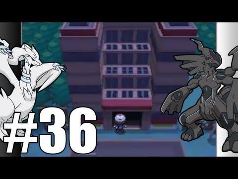 Pokemon Black & White Walkthrough - Episode 36: Shopping Till Opelucid City 'HD'