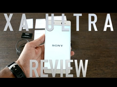 Sony Xperia XA ULTRA White Review: An Ultra Experience compromised