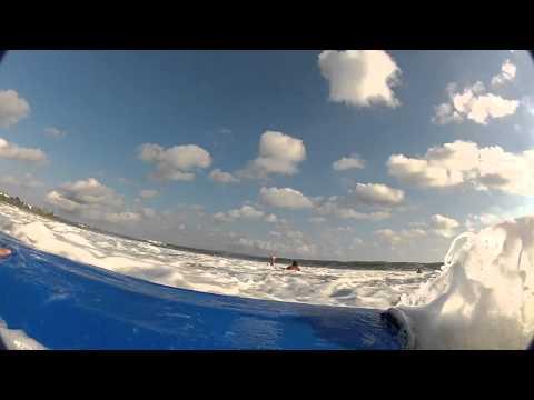 Surfing School@Kuta Beach, Bali, Indonesia
