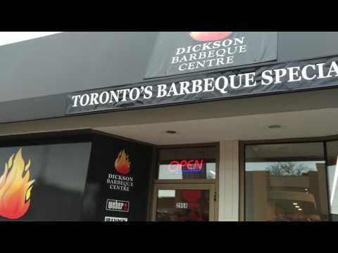Trip to Dickson Barbeque Centre to see Kamado Joes ???