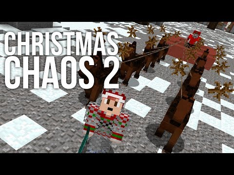 Christmas Chaos on Mineplex