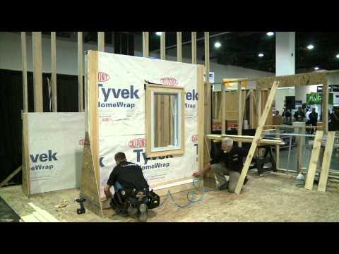 Exterior Siding: Prepping the Wall and Nailing