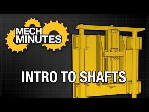 SHAFTS: AN INTRODUCTION | MECH MINUTES | MISUMI USA