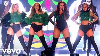 little mix  black magic  live at the brit awards 2016