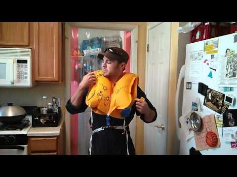 Life vest test