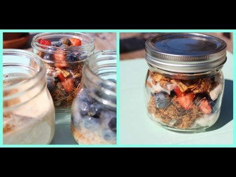 ♡ Back To School: Healthy Breakfast Ideas ♡