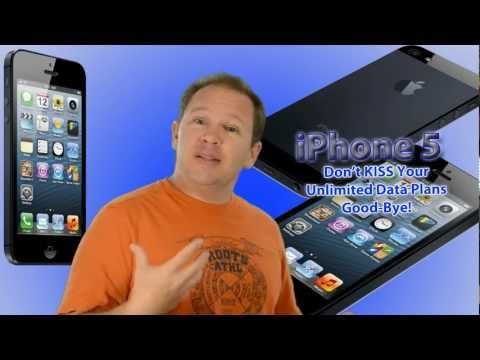 How to Upgrade to the iPhone 5 Without Losing Your Unlimited Data Plan