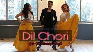 Dil Chori - Yo Yo Honey Singh | Sonu Ke Titu Ki Sweety | The BOM Squad ft Noel Athayde