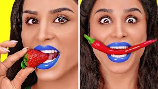 FUNNY FOOD PRANKS FOR FRIENDS AND FAMILY || Cool DIY Pranks And Food Tricks by 123 GO!