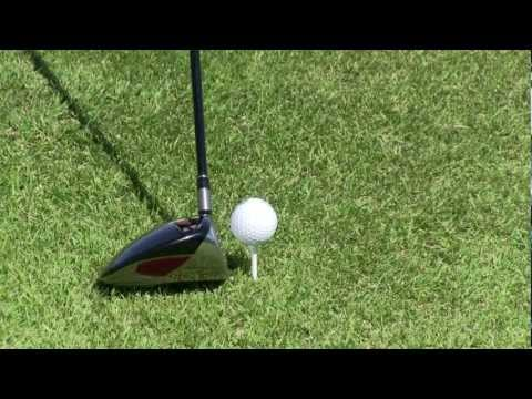 Does Teeing the Ball Lower with the Driver Result in Greater Control?