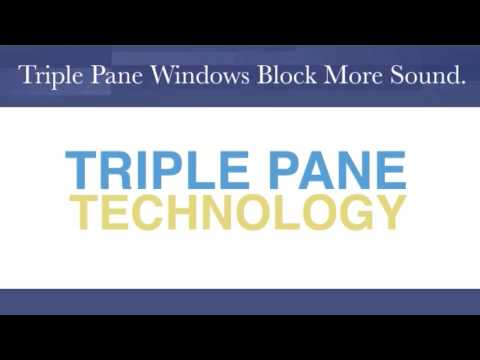 Energy Efficient Replacement Windows Harrisburg PA | 717-653-2378 | Triple Pane Sound Control