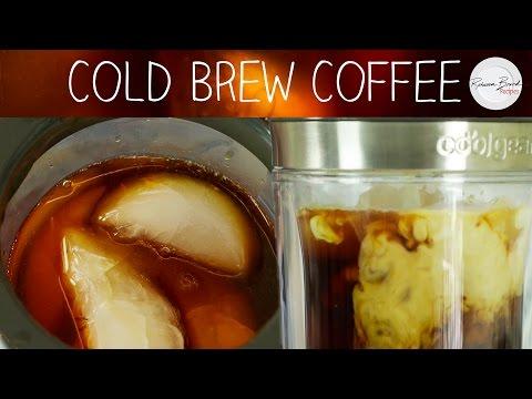 How to Make Cold Brew Coffee | Easy Delicious Cold Brew Coffee Recipe
