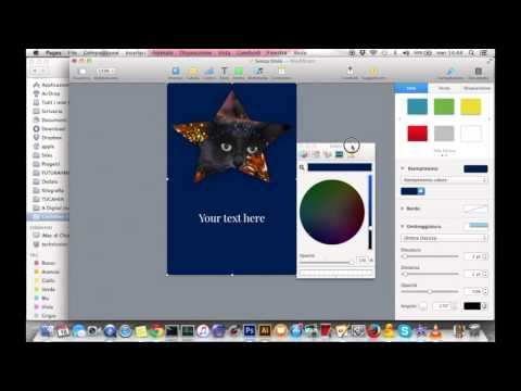Tutorial Pages - Workshop Christmas Cards activity