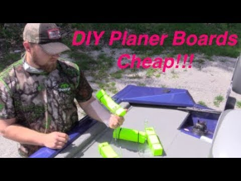 How to make Planer Boards